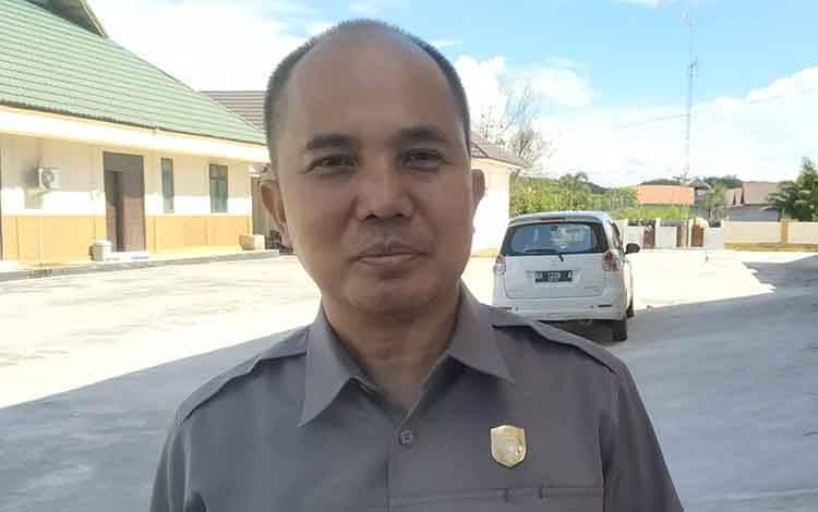 Anggota DPRD Pulang Pisau, M Yamin Amur.