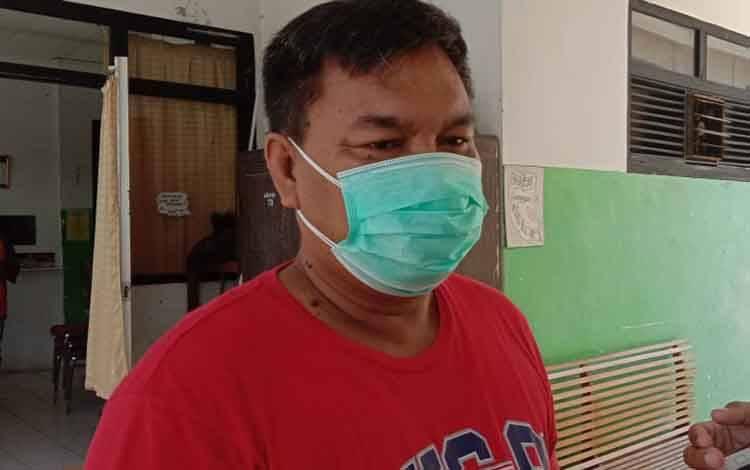 dr Forensik RSUD Sultan Imanuddin Pangkalan Bun, Erianto sampaikan bahwa korban Jurumudi KM Kalibodri miliki riwayat penyakit jantung.
