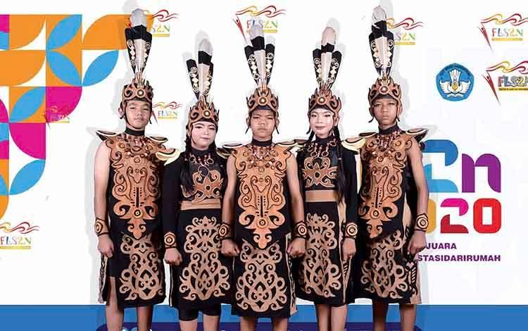 SMP Negeri I Kuala Pembuang, Kembali Toreh Prestasi Tingkat Nasional