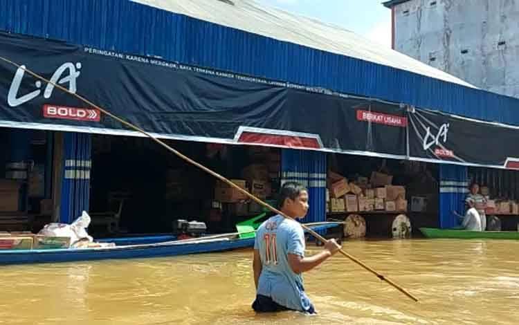 15.886 Jiwa di 6 Kecamatan di Kotim Terdampak Banjir