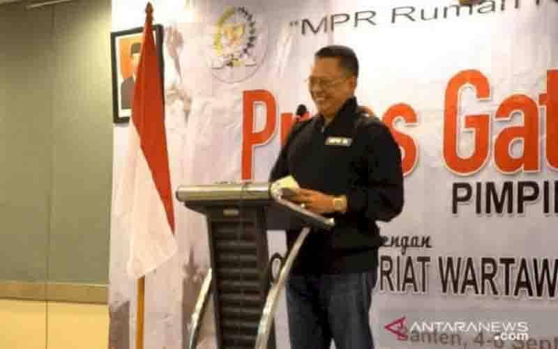 Ketua MPR RI Bambang Soesatyo (Bamsoet). (foto : ANTARA/dokumentasi pribadi)