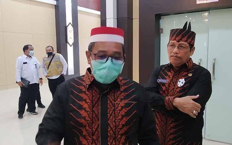 Plt Gubernur Kalimantan Tengah Habib Said Ismail Bin Yahya