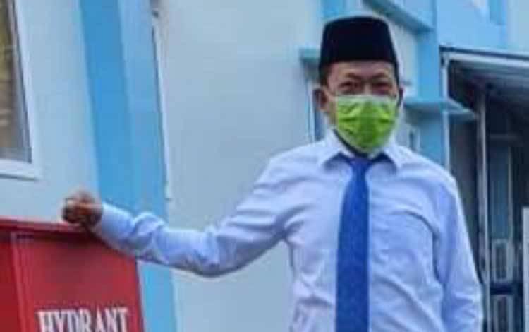 Direktur RSUD Sultan Imanuddin Pangkalan Bun dr Fachruddin