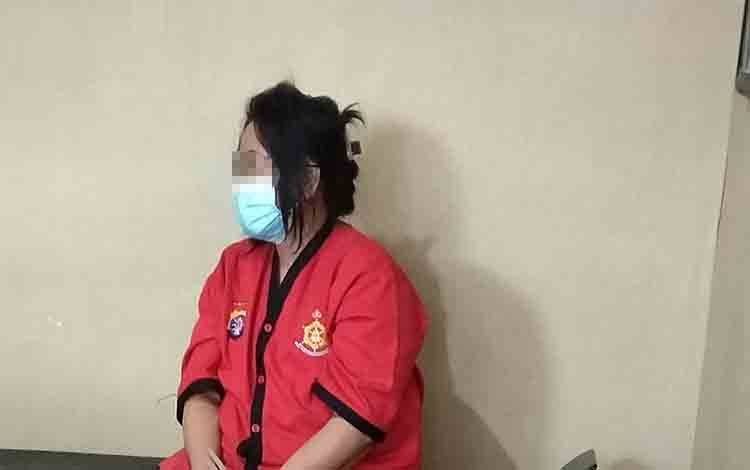 Kartini alias Taci Wawa tersangka kasus togel