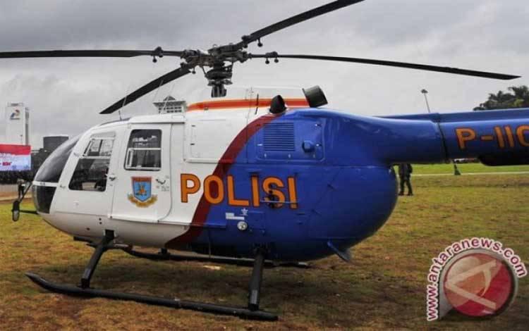 Helikopter Polri