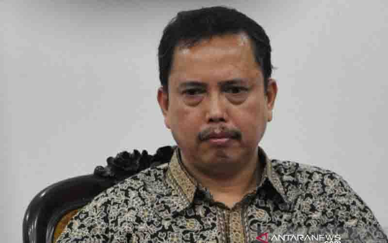 Ketua Presidium Indonesia Police Watch (IPW) Neta S. Pane. (foto : ANTARA FOTO/Andika Wahyu/pras)