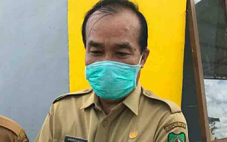 Kepala BPPRD Kapuas, Andres Nuah.