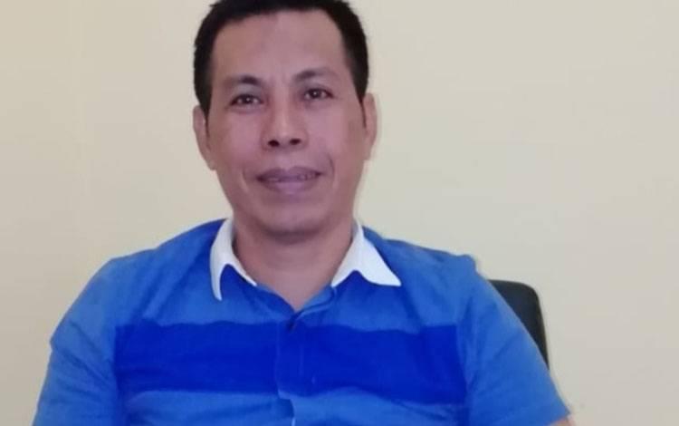 Ketua KONI Kotim Ahyar Umar
