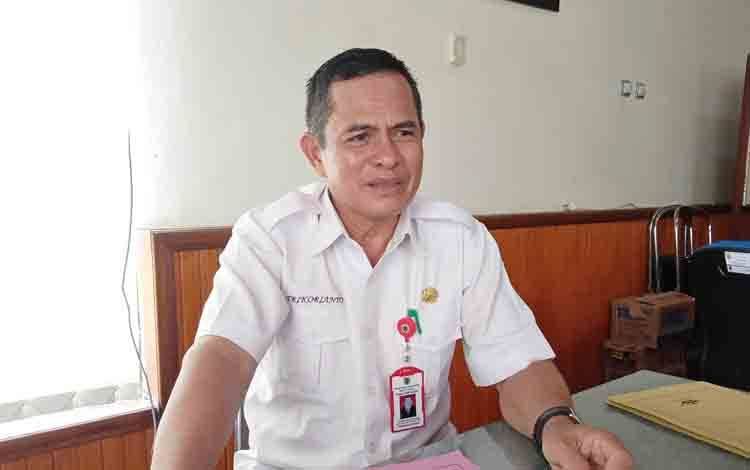 Kepala Dinas Pertanian Kabupaten Barito Timur, Trikorianto