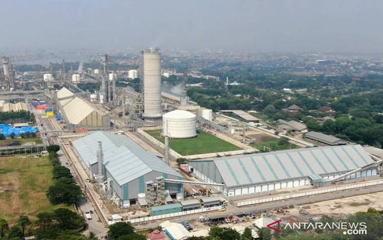 PT Pupuk Indonesia (Persero) memastikan kesiapan produksi pabrik-pabrik pupuk dalam mendukung kebijakan pemerintah