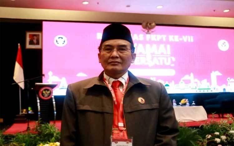 Ketua FKPT Kalteng, Khairil Anwar