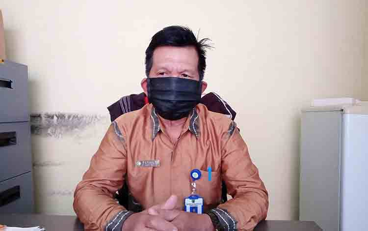 Kabid Pencegahan dan Pengendalian Penyakit Dinas Kesehatan Barito Timur, Suhaily