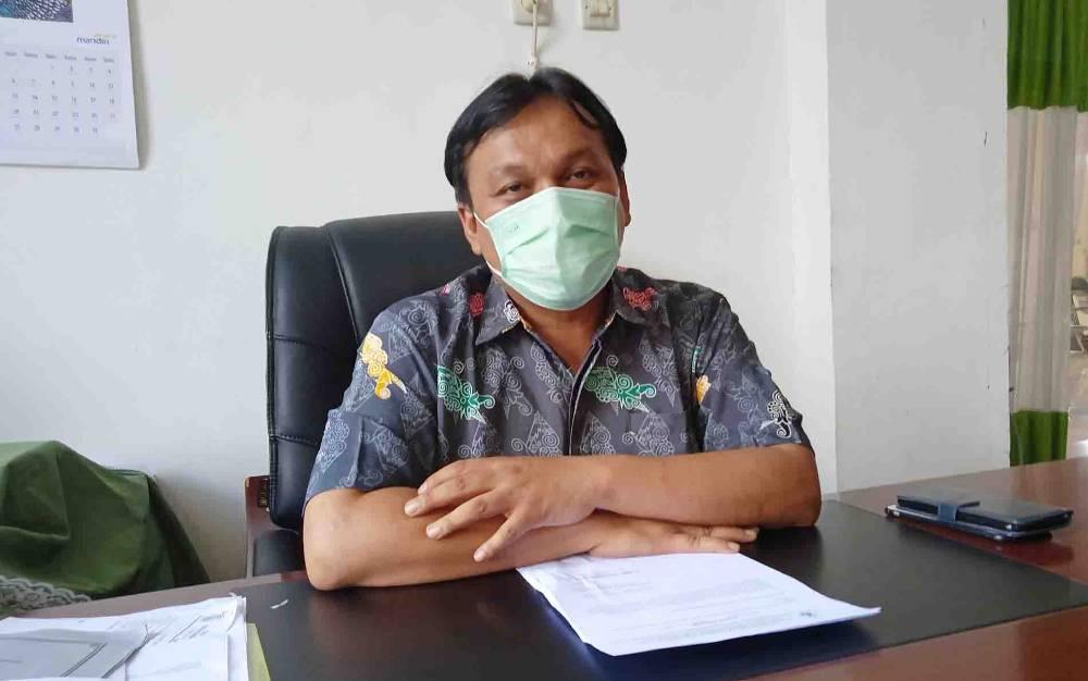 Direktur RSUD Tamiang Layang, Jimmy WS Hutagalung.