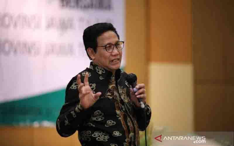 Menteri Desa, Pembangunan Daerah Tertinggal, dan Transmigrasi Abdul Halim Iskandar. (foto : ANTARA/Istimewa)