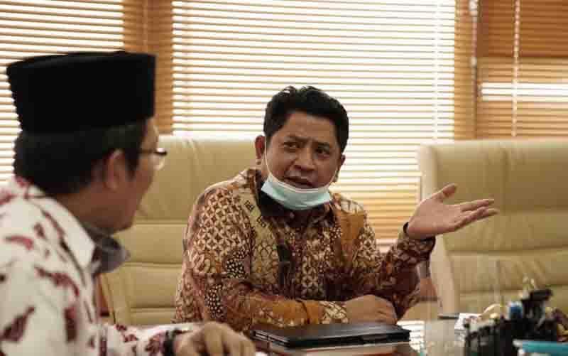 Direktur Jenderal Pendidikan Islam Kementerian Agama Muhammad Ali Ramdhani. (foto : ANTARA/HO Kementerian Agama)