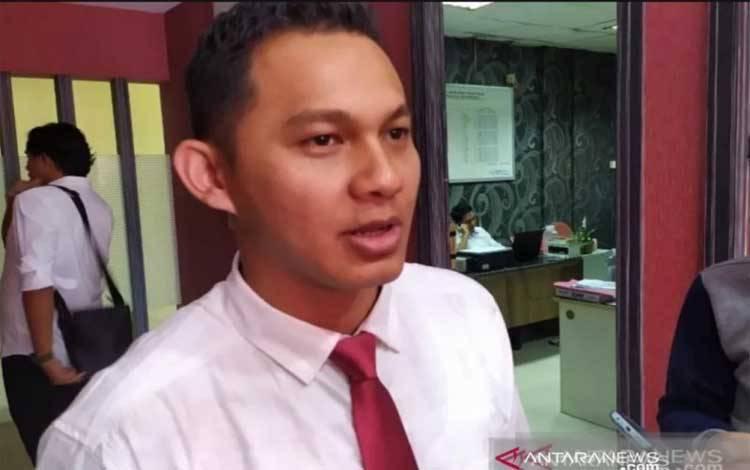 Kasat Reskrim Polres Tanjungpinang AKP Rio Reza Panindra