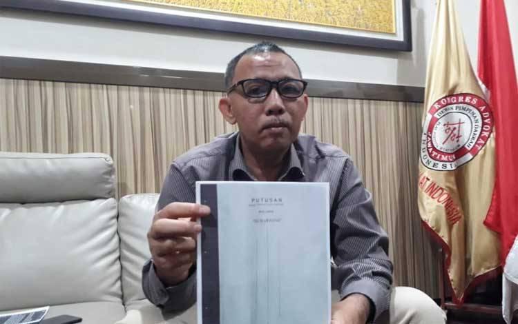 Ketua DPD KAI Jatim Abdul Malik