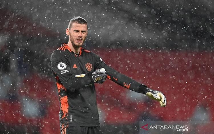 Kiper Manchester United David de Gea