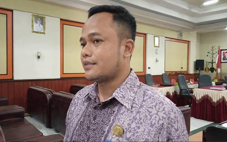 Ketua DPRD Barito Timur, Nur Sulistio