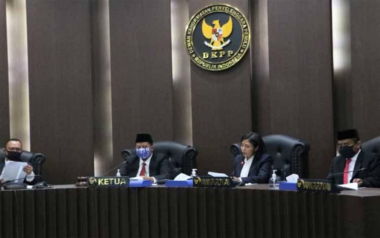 Sidang DKPP