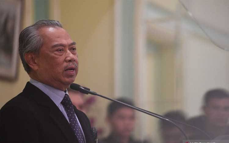 Perdana Menteri Malaysia, Muhyuddin Yassin