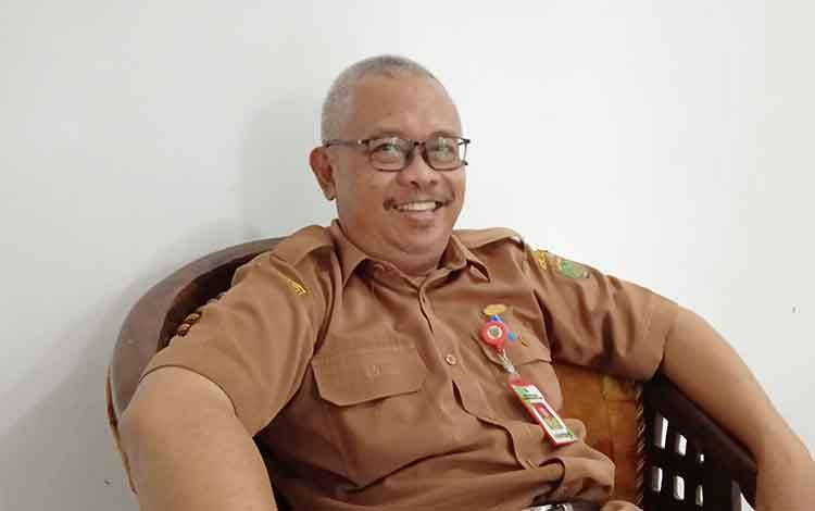 Kepala Dinas Sosial Kabupaten Barito Timur, Riza Rahmadi