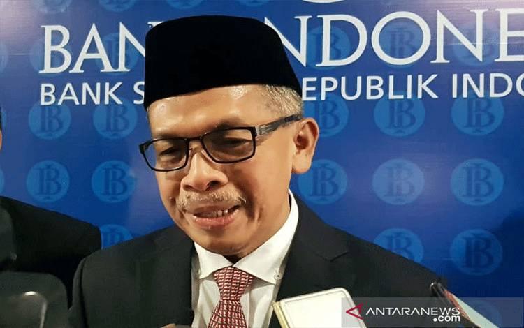 Deputi Gubernur Bank Indonesia Sugeng. ANTARA/I.C.Senjaya