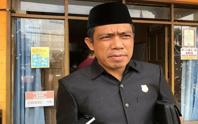 Anggota DPRD Kapuas Bardiansyah