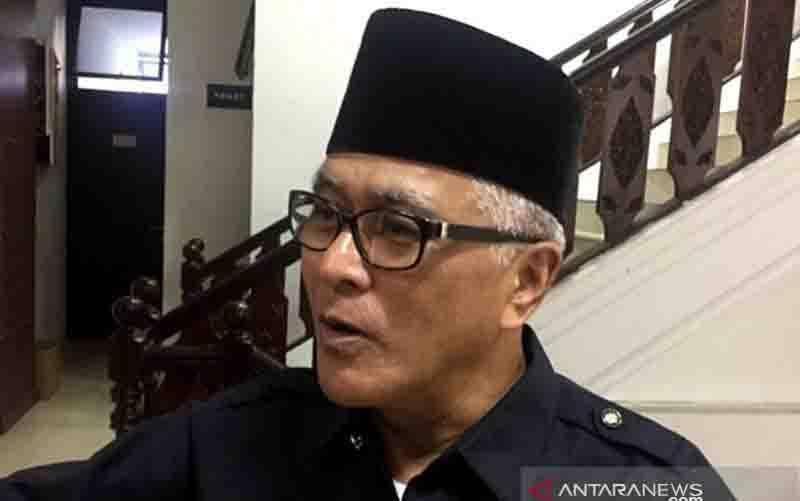 Anggota Badan Legislasi (Baleg) DPR Guspardi Gaus. (foto : ANTARA/Mario Sofia Nasution/pri.)