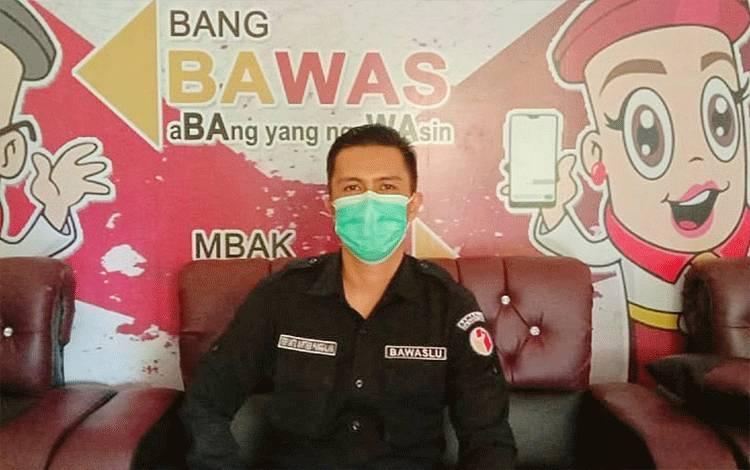 Ketua Bawaslu Kabupaten Barito Timur, Feryanto Marthen P