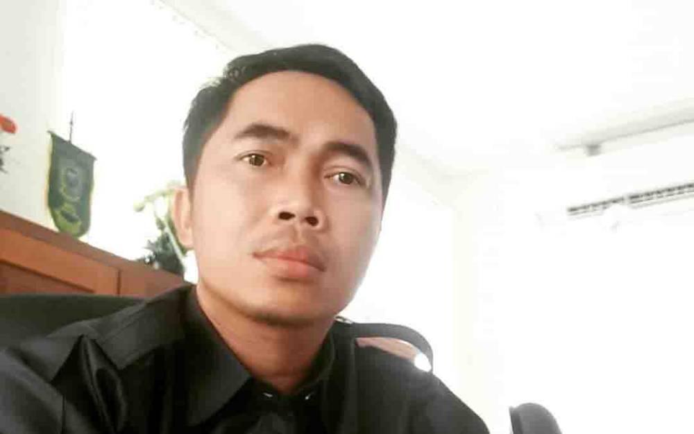 Ketua Komisi I DPRD Kabupaten Pulang Pisau, Tandean Indra Bela.