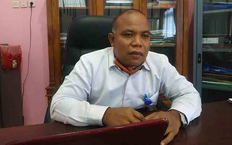 Kepala DKPP Seruyan, Albidinnor.