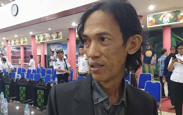 Anggota DPRD Kota Palangka Raya, Tantawi Jauhari.