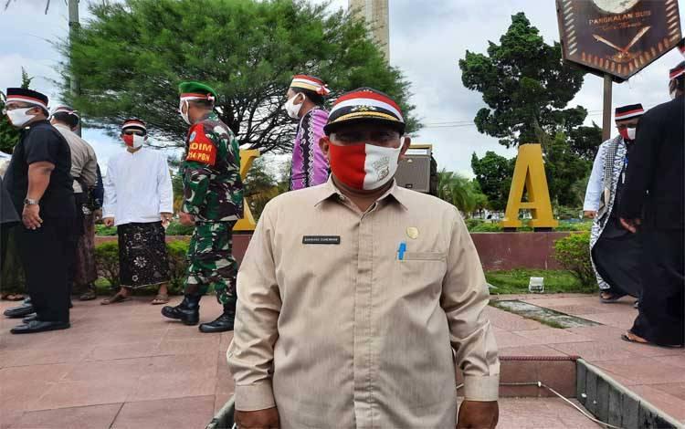 Wakil Ketua II DPRD Kobar, Bambang Suherman