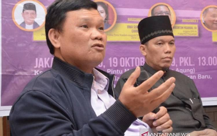 Pakar Komunikasi Politik Emrus Sihombing (ANTARA/HO/Emrus)