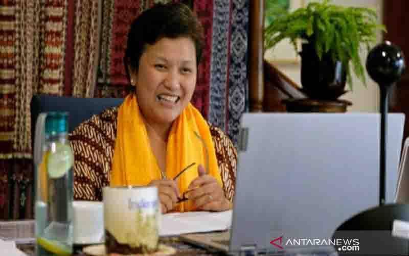 Wakil Ketua MPR RI Lestari Moerdijat. (foto : ANTARA/HO-Aspri/am)