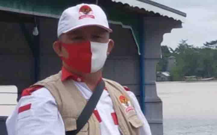 Wakil Ketua Umum BPP Laskar Nusantara (Lanusa), Budi Hariyanto.
