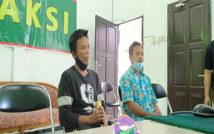 Salimin dan Setyo Kustanto saksi dalam kasus Surya, Mamat Yusuf dan Ramlan terdakwa kasus penggelapan CPO