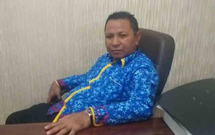 Foto: Wakil Ketua DPRD Kotawaringin Timur H Rudianur.