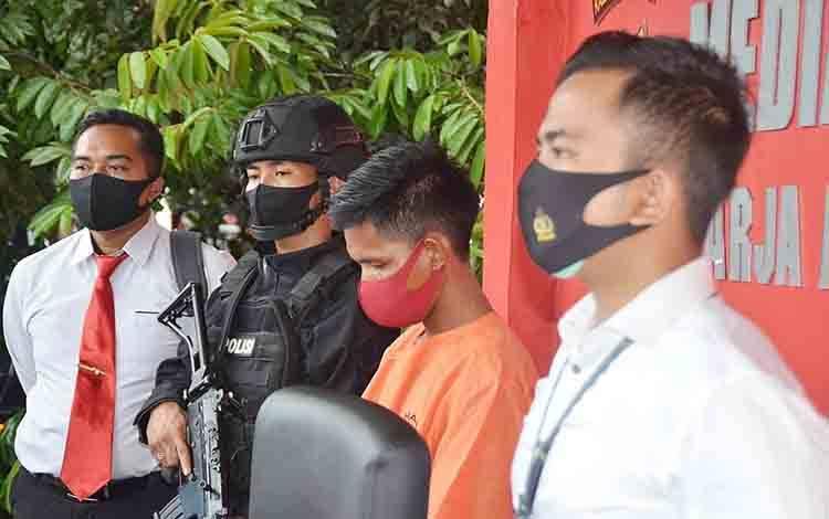 Press Release kasus pemerkosaan di Mapolres Barito Timur