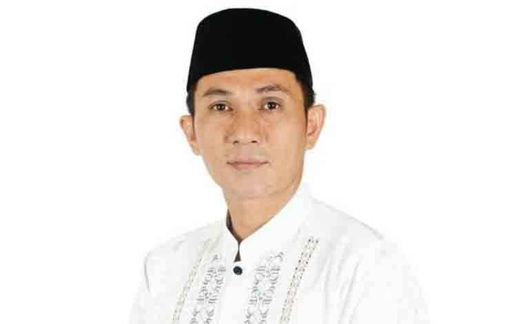 Anggota DPRD Katingan Budy Hermanto.