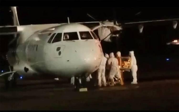 Ini Video yang Beredar Saat dr Yudha Dirujuk ke RS Polri Kramat Jati Jakarta