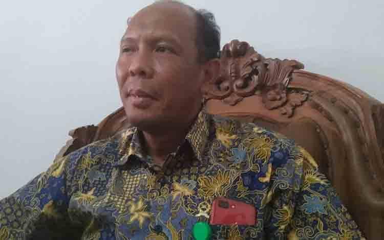 Ketua Pengadilan Negeri Pulang Pisau, Agung Nugroho.