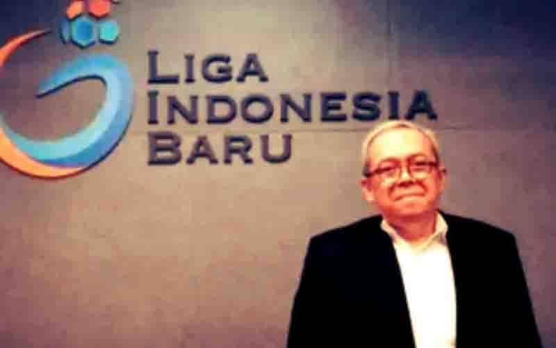 Direktur utama baru PT Liga Indonesia Baru Akhmad Hadian Lukita. (foto : ANTARA/HO/PT Liga Indonesia Baru)