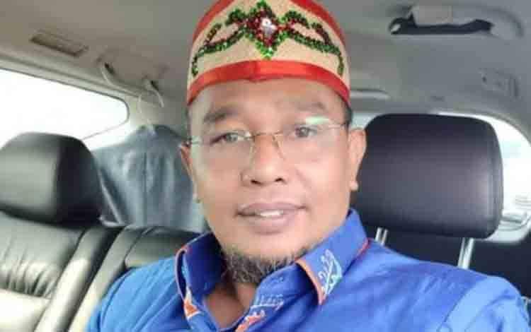 Plt Gubernur Kalteng, Habib Ismail Bin Yahya.