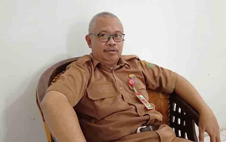 Kepala Dinas Sosial Kabupaten Barito Timur, Riza Rahmadi.