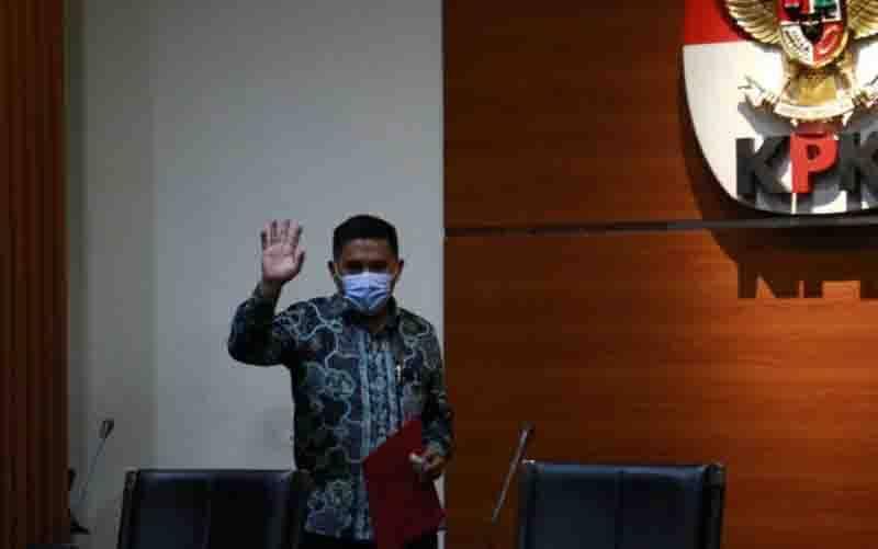 Deputi Penindakan KPK Karyoto. (foto : ANTARA/HO-Humas KPK)