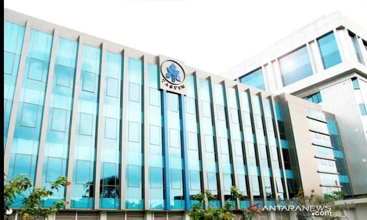 Kantor pusat PT Taspen