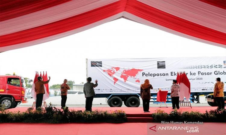 Mendag lepas ekspor produk UKM senilai triliuan rupiah (Kemendag)