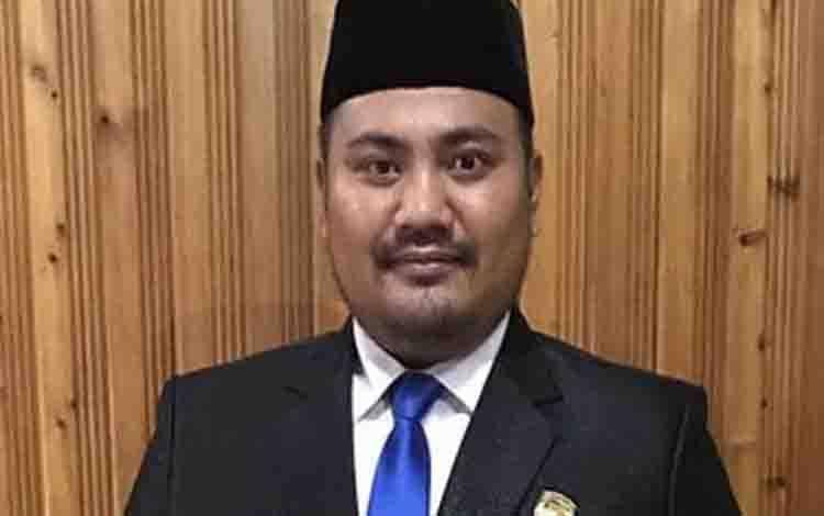 Anggota Komisi A DPRD Palangka Raya, Noorkhalis Ridha.